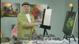 Schilderen Met Gary Jenkins - 20. Achtergrond Technieken