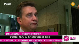 Kamerleden in de ban van de ring
