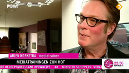Mediatrainingen zijn hot