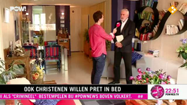 Christenen willen ook pret in bed