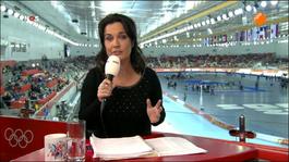 Nos Olympische Winterspelen - Nos Olympische Spelen Sotsji Schaatsen Live