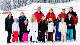 Blauw Bloed - Koning Met Familie In Lech