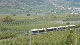 Rail Away - Italië: Bolzano-merano-mals