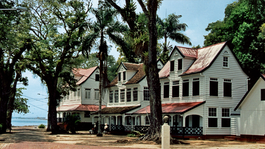 Schooltv-weekjournaal - Suriname - Ondernemen