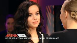 Arena - Helpt Het Drankverbod Jongeren Van De Drank Af?