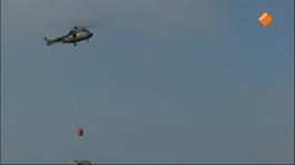 Het Klokhuis - Blushelikopter