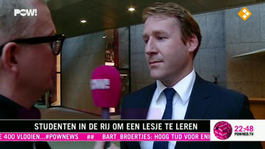 Kamer verdeelt over Holleeder op tv