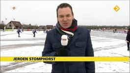 Nos Studio Sport - Nos Studio Sport: Schaatsen Nk Marathon Natuurijs In Emmen