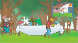 Kikker - Kikker En De Warme Dag