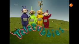 Teletubbies - Kleuren - Zwart