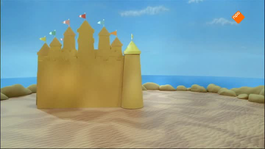 Het Zandkasteel - Kleur