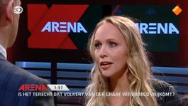 Arena - Is Het Terecht Dat Volkert Van Der G. Vervroegd Vrijkomt?