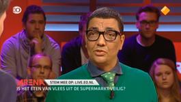 Arena - Is Het Eten Van Vlees Uit De Supermarkt Veilig?