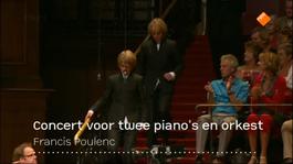 Ntr Podium - Arthur En Lucas Jussen Spelen Poulenc