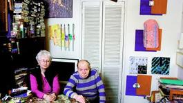 Close Up - Herb & Dorothy: Kunstvreters