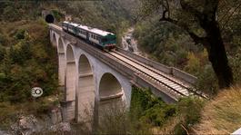 Rail Away - Frankrijk - Italië / Tendalijn