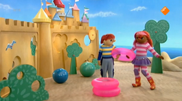 Het Zandkasteel - Vormen