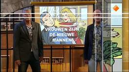 Factcheckers - Wordt Nederland Minder Mannelijk?