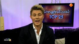 Sterren.nl - Sterren.nl Presenteert: Songfestival Top 25