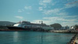 Een Wereld Op Zee - Passagier Vermist