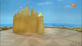 Het Zandkasteel - Stoep En Weg