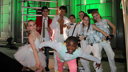 Junior Dance - 2e Halve Finale