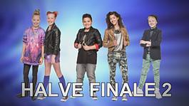 Junior Songfestival - Report 13: Wie Zijn De Finalisten 2e Halve Finale?