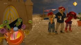 Het Zandkasteel - Een Warme Sjaal