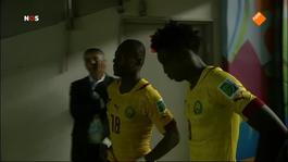 FIFA Wereldkampioenschap Voetbal FIFA Wereldkampioenschap Voetbal: 2de helft Mexico - Kameroen
