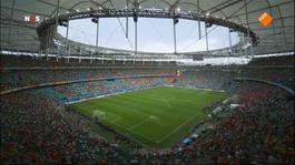 FIFA Wereldkampioenschap Voetbal FIFA Wereldkampioenschap Voetbal: 1ste helft Spanje - Nederland