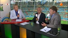 FIFA Wereldkampioenschap Voetbal FIFA Wereldkampioenschap Voetbal: wedstrijdanalyse Spanje - Nederland