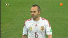 FIFA Wereldkampioenschap Voetbal FIFA Wereldkampioenschap Voetbal: 2de helft Spanje - Nederland