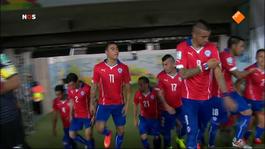 FIFA Wereldkampioenschap Voetbal FIFA Wereldkampioenschap Voetbal: 2de helft Chili - Australië