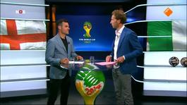 FIFA Wereldkampioenschap Voetbal FIFA Wereldkampioenschap Voetbal: wedstrijdanalyse Engeland - Italië