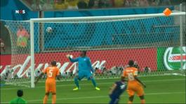 FIFA Wereldkampioenschap Voetbal FIFA Wereldkampioenschap Voetbal: wedstrijdanalyse Ivoorkust - Japan