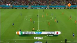 FIFA Wereldkampioenschap Voetbal FIFA Wereldkampioenschap Voetbal: 2de helft Ivoorkust - Japan