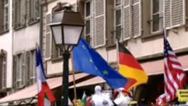 Eu-geografie - Grensverleggend Europa.