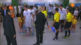 FIFA Wereldkampioenschap Voetbal FIFA Wereldkampioenschap Voetbal: 1ste helft Italië - Uruguay