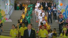 FIFA Wereldkampioenschap Voetbal FIFA Wereldkampioenschap Voetbal: 1ste helft Griekenland - Ivoorkust