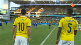FIFA Wereldkampioenschap Voetbal FIFA Wereldkampioenschap Voetbal: 2de helft Japan - Colombia