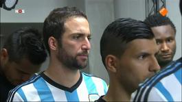 FIFA Wereldkampioenschap Voetbal FIFA Wereldkampioenschap Voetbal: 1ste helft Nigeria - Argentinië