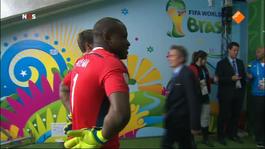 FIFA Wereldkampioenschap Voetbal FIFA Wereldkampioenschap Voetbal: 2de helft Nigeria - Argentinië