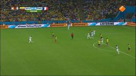 FIFA Wereldkampioenschap Voetbal FIFA Wereldkampioenschap Voetbal: 2de helft Ecuador - Frankrijk