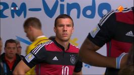 FIFA Wereldkampioenschap Voetbal FIFA Wereldkampioenschap Voetbal: 1ste helft Verenigde Staten - Duitsland