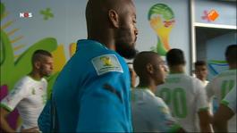 FIFA Wereldkampioenschap Voetbal FIFA Wereldkampioenschap Voetbal: 2de helft Algerijë - Rusland