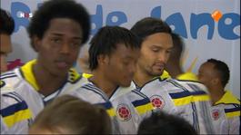 FIFA Wereldkampioenschap Voetbal FIFA Wereldkampioenschap Voetbal: 1ste helft Colombia - Uruguay