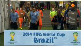 FIFA Wereldkampioenschap Voetbal FIFA Wereldkampioenschap Voetbal: 2de helft Colombia - Uruguay