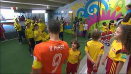 FIFA Wereldkampioenschap Voetbal FIFA Wereldkampioenschap Voetbal: 1ste helft Nederland - Mexico