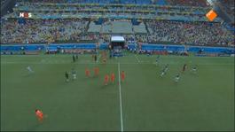 FIFA Wereldkampioenschap Voetbal FIFA Wereldkampioenschap Voetbal: 2de helft Nederland - Mexico