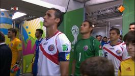 FIFA Wereldkampioenschap Voetbal FIFA Wereldkampioenschap Voetbal: 1ste helft Costa Rica - Griekenland